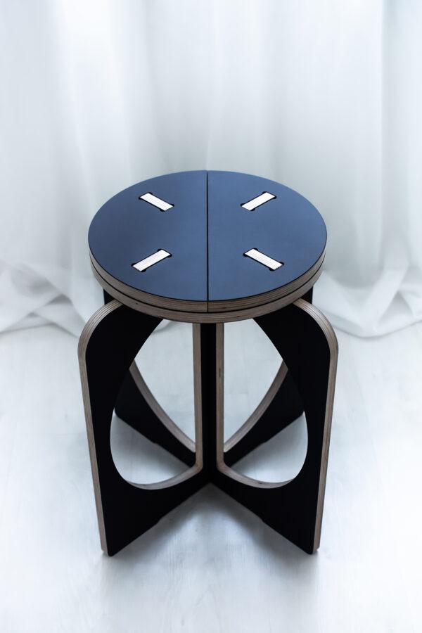 Opilion design jakkara, sininen